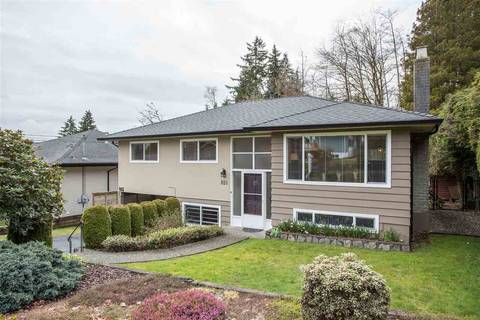 House for sale at 851 Plymouth Dr North Vancouver British Columbia - MLS: R2448395