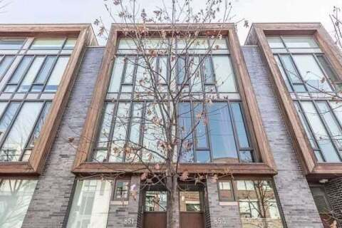 Townhouse for sale at 851 Richmond St Toronto Ontario - MLS: C4796569