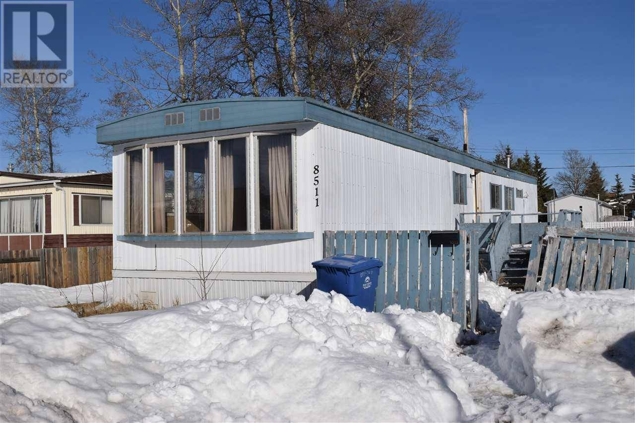 Home for sale at 8511 76 St Fort St. John British Columbia - MLS: R2425562