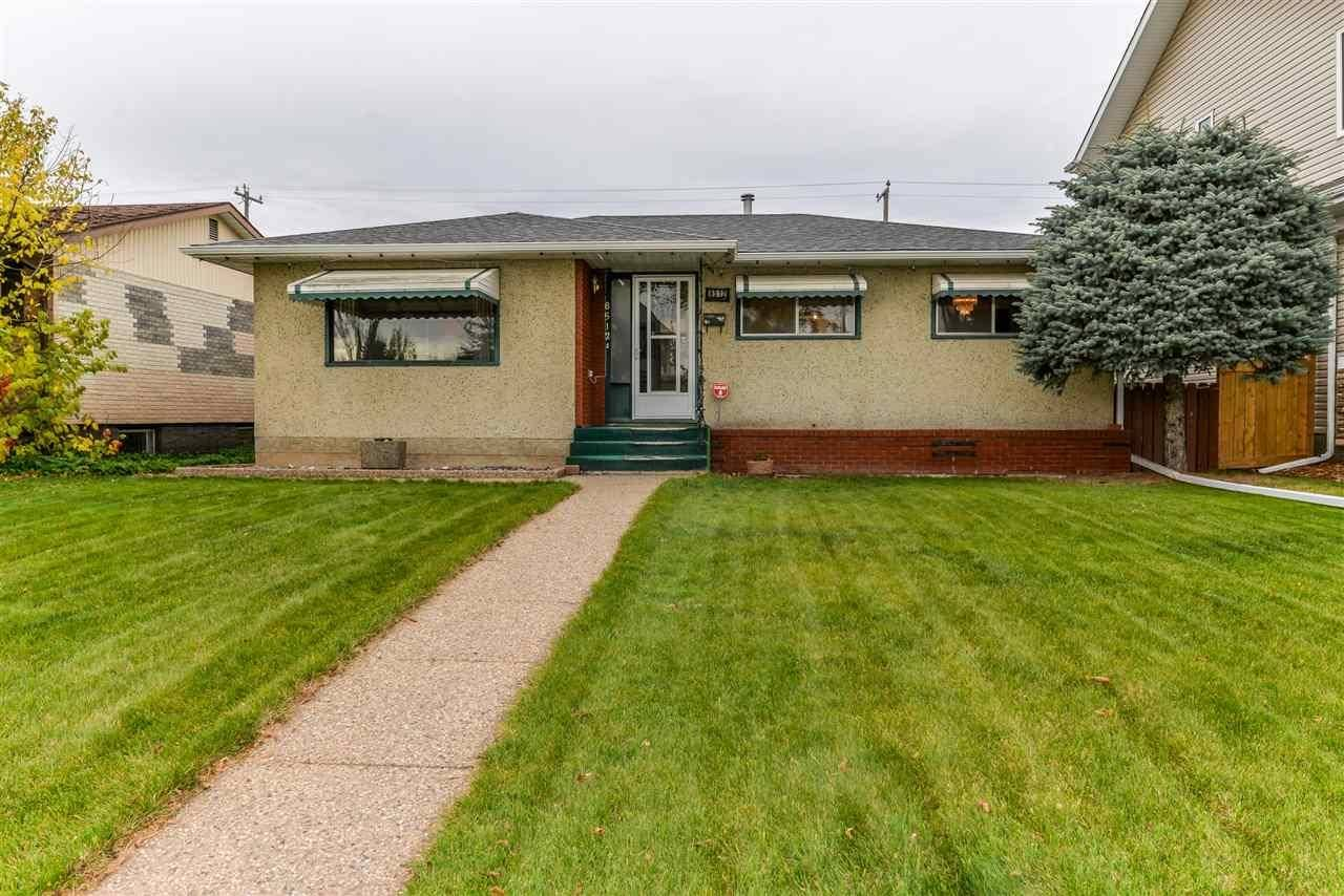 House for sale at 8512 68a St Nw Edmonton Alberta - MLS: E4176589