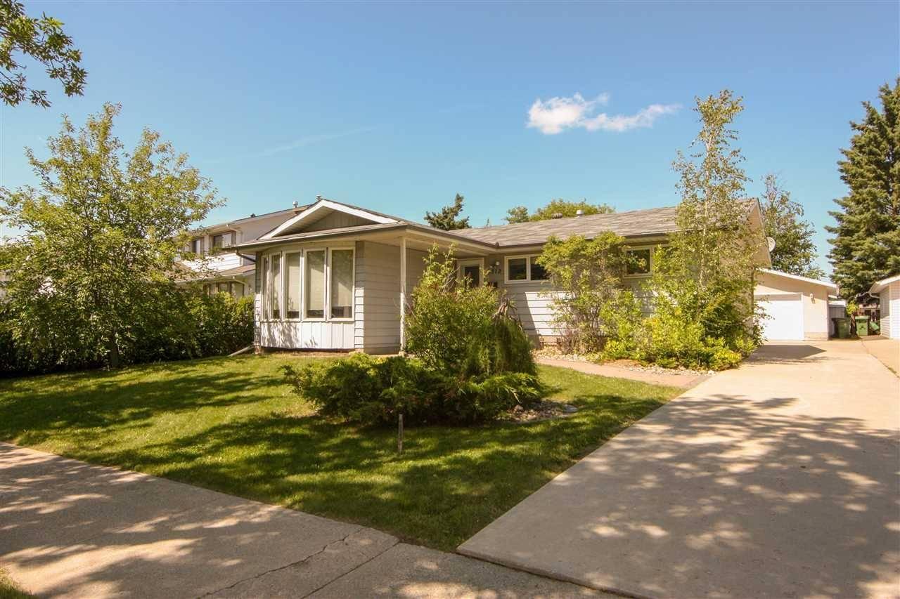 House for sale at 8512 92 Ave Fort Saskatchewan Alberta - MLS: E4166175