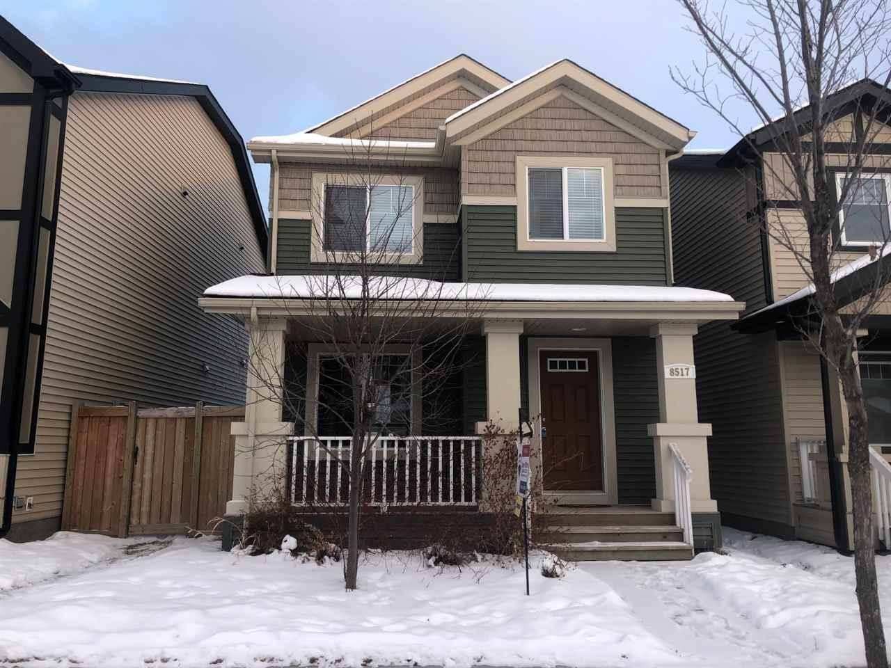 House for sale at 8517 Ellis Li Nw Edmonton Alberta - MLS: E4181531