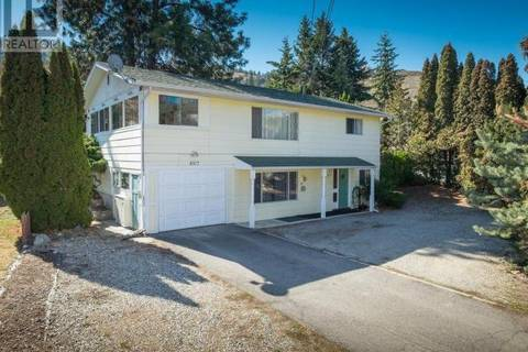 House for sale at 8517 Prairie Valley Rd Summerland British Columbia - MLS: 177092