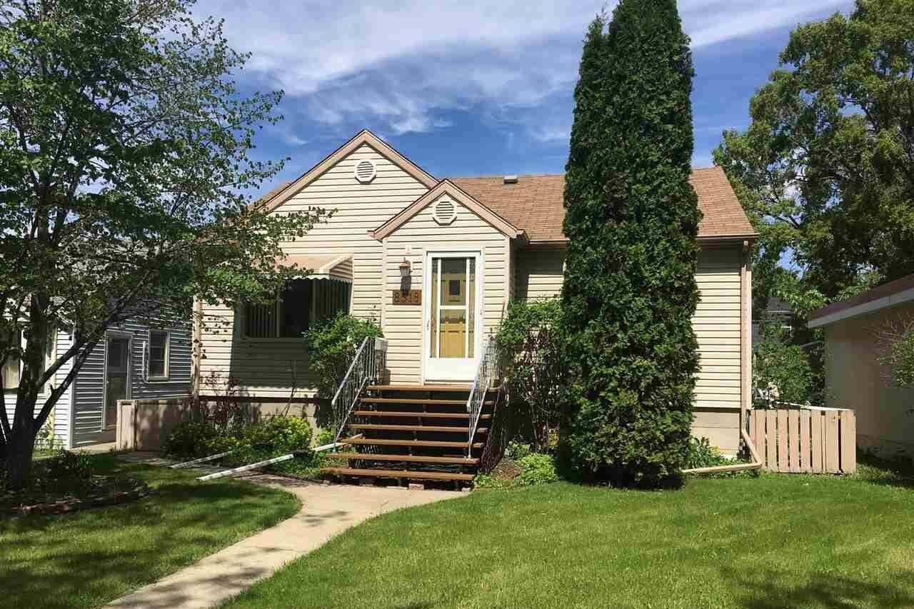 House for sale at 8518 80 Av NW Edmonton Alberta - MLS: E4199779