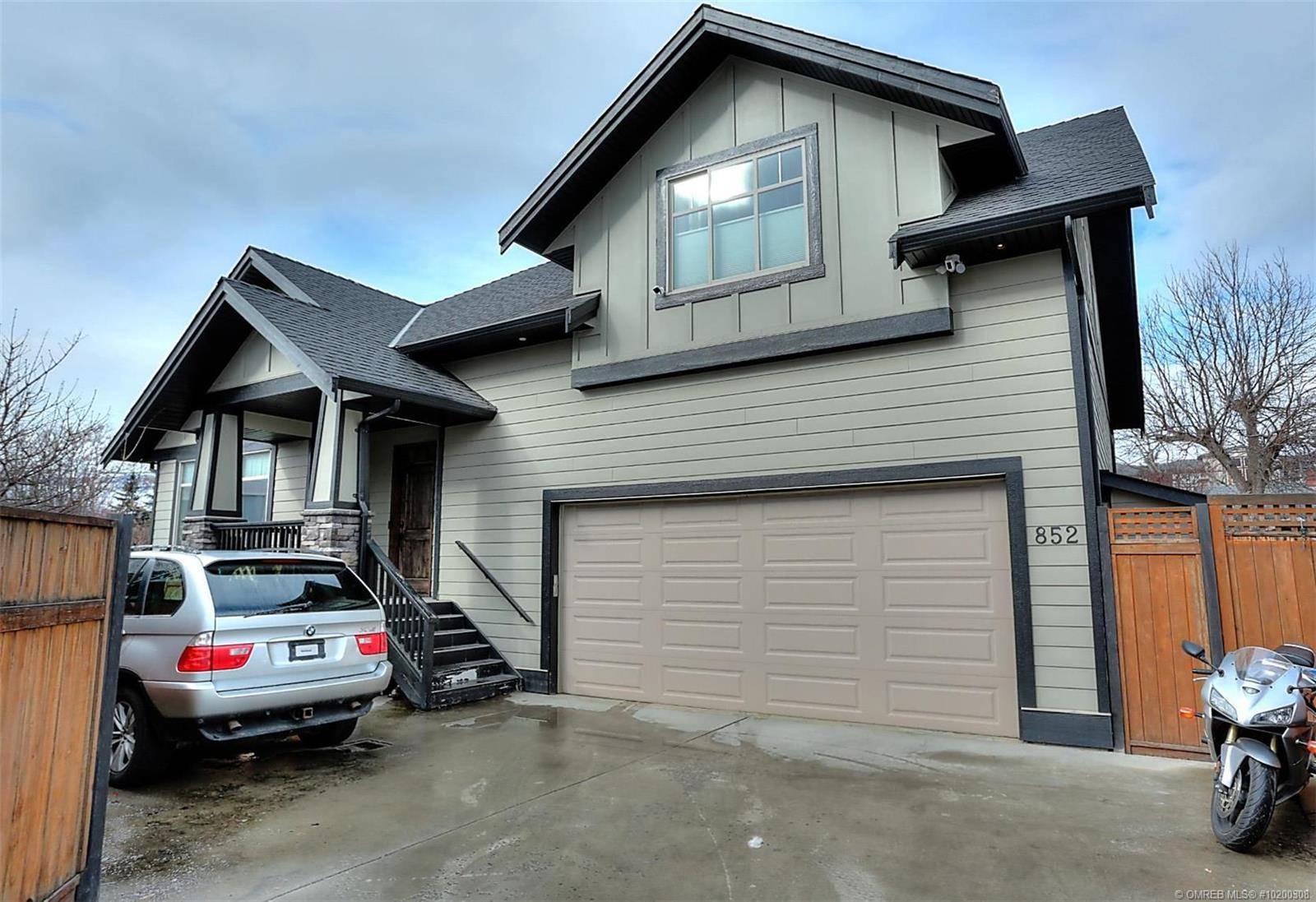 House for sale at 852 Dehart Ave Kelowna British Columbia - MLS: 10200308