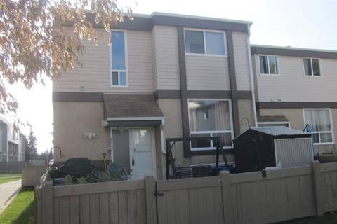 Townhouse for sale at 852 Erin Pl Nw Edmonton Alberta - MLS: E4131949