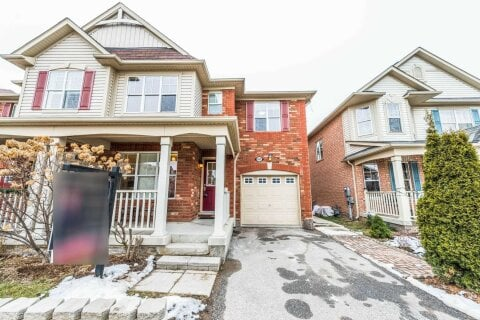 Townhouse for sale at 852 Hepburn Rd Milton Ontario - MLS: W5084385