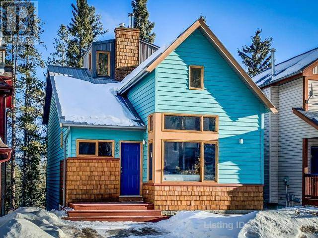 House for sale at 852 Lawrence Grassi Rdge Canmore Alberta - MLS: 51849