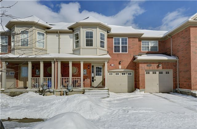 For Sale: 852 Stark Circle, Milton, ON | 3 Bed, 2 Bath Townhouse for $574,900. See 20 photos!