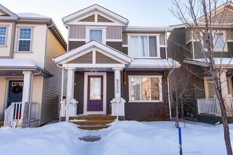 House for sale at 8520 Ellis Li Nw Edmonton Alberta - MLS: E4148527