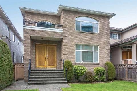House for sale at 8523 Cornish St Vancouver British Columbia - MLS: R2361411