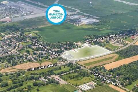 Commercial property for sale at 8526 Airport Rd Hamilton Ontario - MLS: X4769266