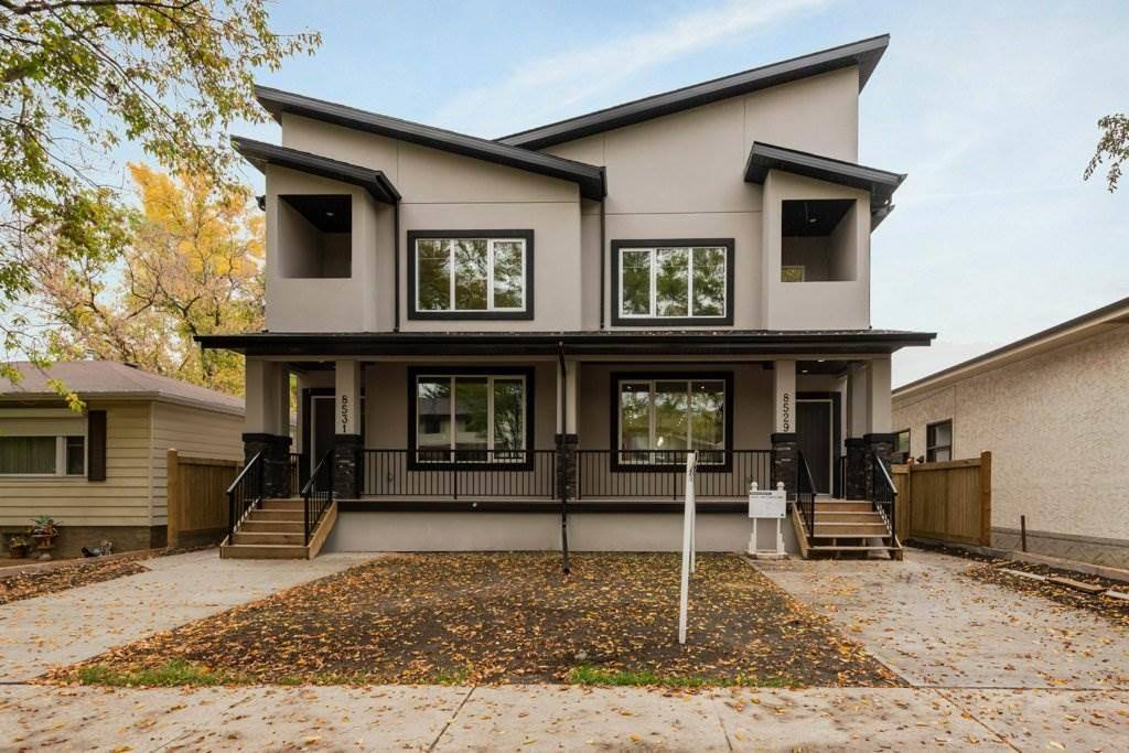 Townhouse for sale at 8529 89 St Nw Edmonton Alberta - MLS: E4174161