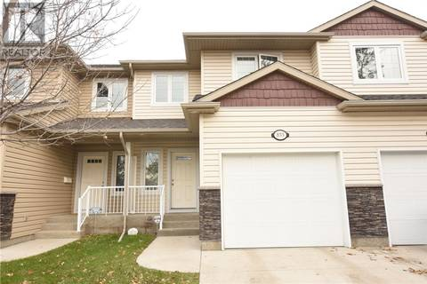 Townhouse for sale at 853 Connaught St Regina Saskatchewan - MLS: SK797518