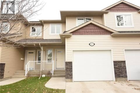Townhouse for sale at 853 Connaught St Regina Saskatchewan - MLS: SK805982