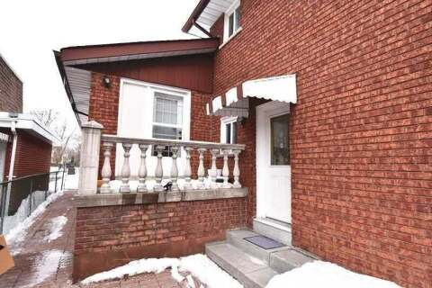 House for rent at 853 Huntingwood Dr Toronto Ontario - MLS: E4849297