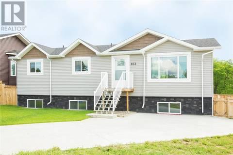 House for sale at 853 Madsen Pl Prince Albert Saskatchewan - MLS: SK777702