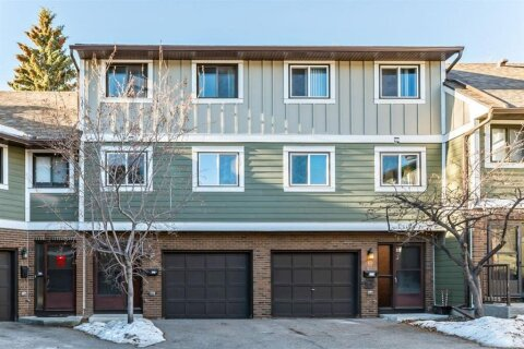 Townhouse for sale at 8533 Silver Springs Rd NW Calgary Alberta - MLS: A1053170