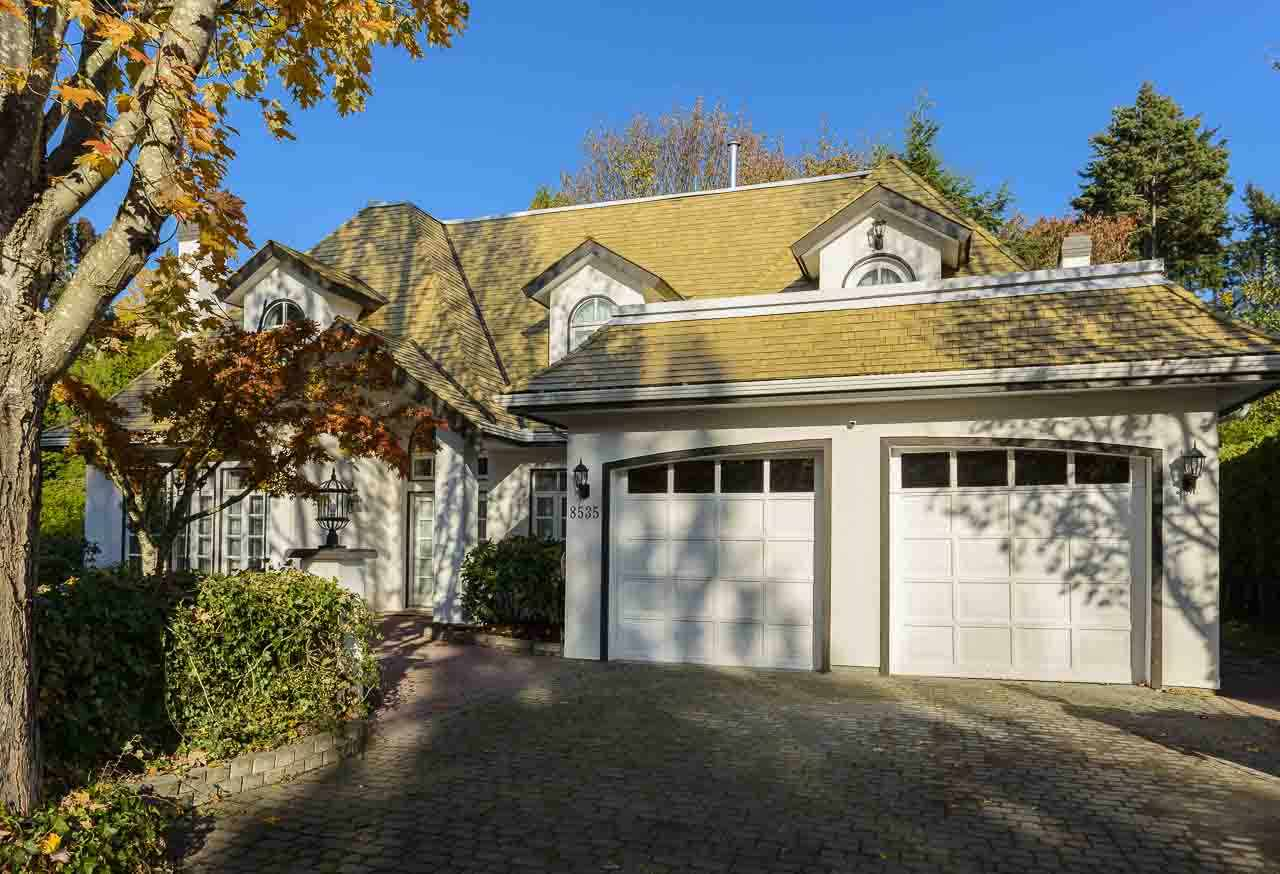 Sold: 8535 Anglers Place, Vancouver, BC