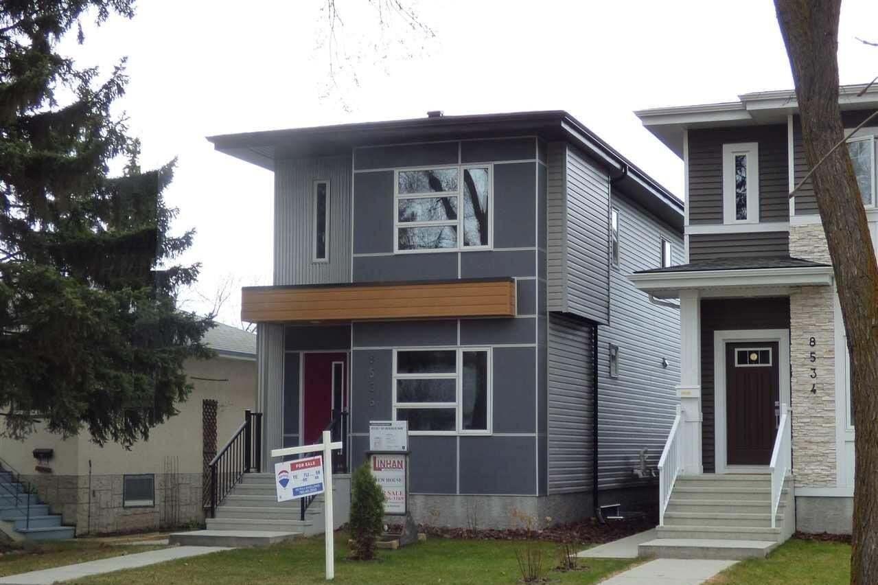House for sale at 8536 81 Av NW Edmonton Alberta - MLS: E4195770
