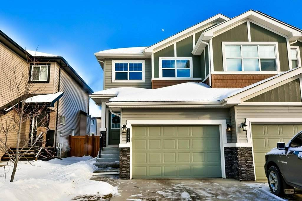 Townhouse for sale at 8536 Cushing Pl Sw Edmonton Alberta - MLS: E4186339