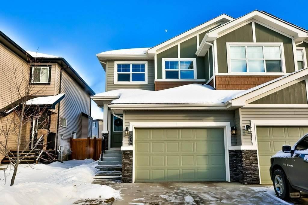 Townhouse for sale at 8536 Cushing Pl Sw Edmonton Alberta - MLS: E4186339
