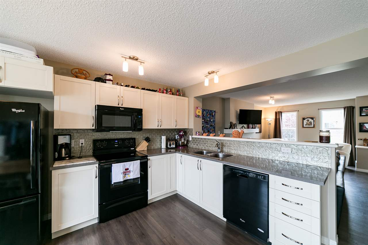 For Sale: 8539 Ellis Link, Edmonton, AB | 3 Bed, 2 Bath House for $359,900. See 30 photos!