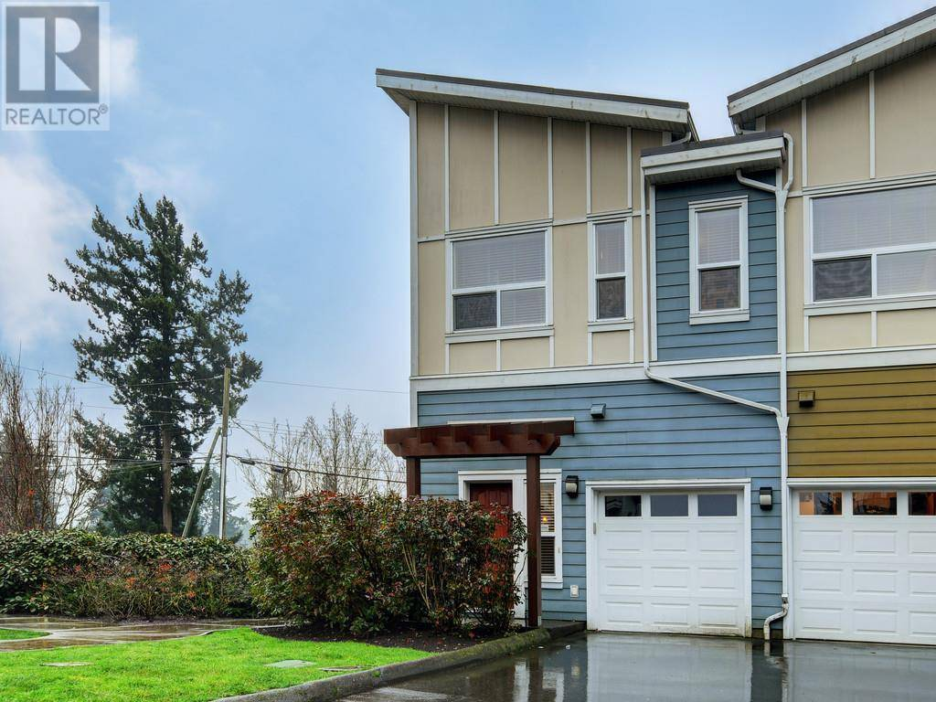 Townhouse for sale at 854 Brock Ave Victoria British Columbia - MLS: 419687