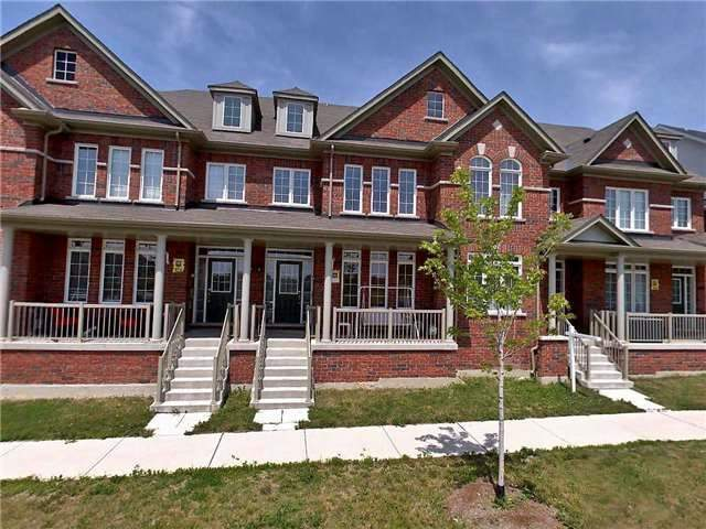 For Rent: 854 Castlemore Avenue, Markham, ON   3 Bed, 3 Bath Townhouse for $1,900. See 1 photos!