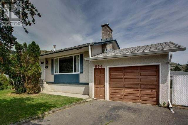 House for sale at 854 Dever Drive  Kamloops British Columbia - MLS: 157376
