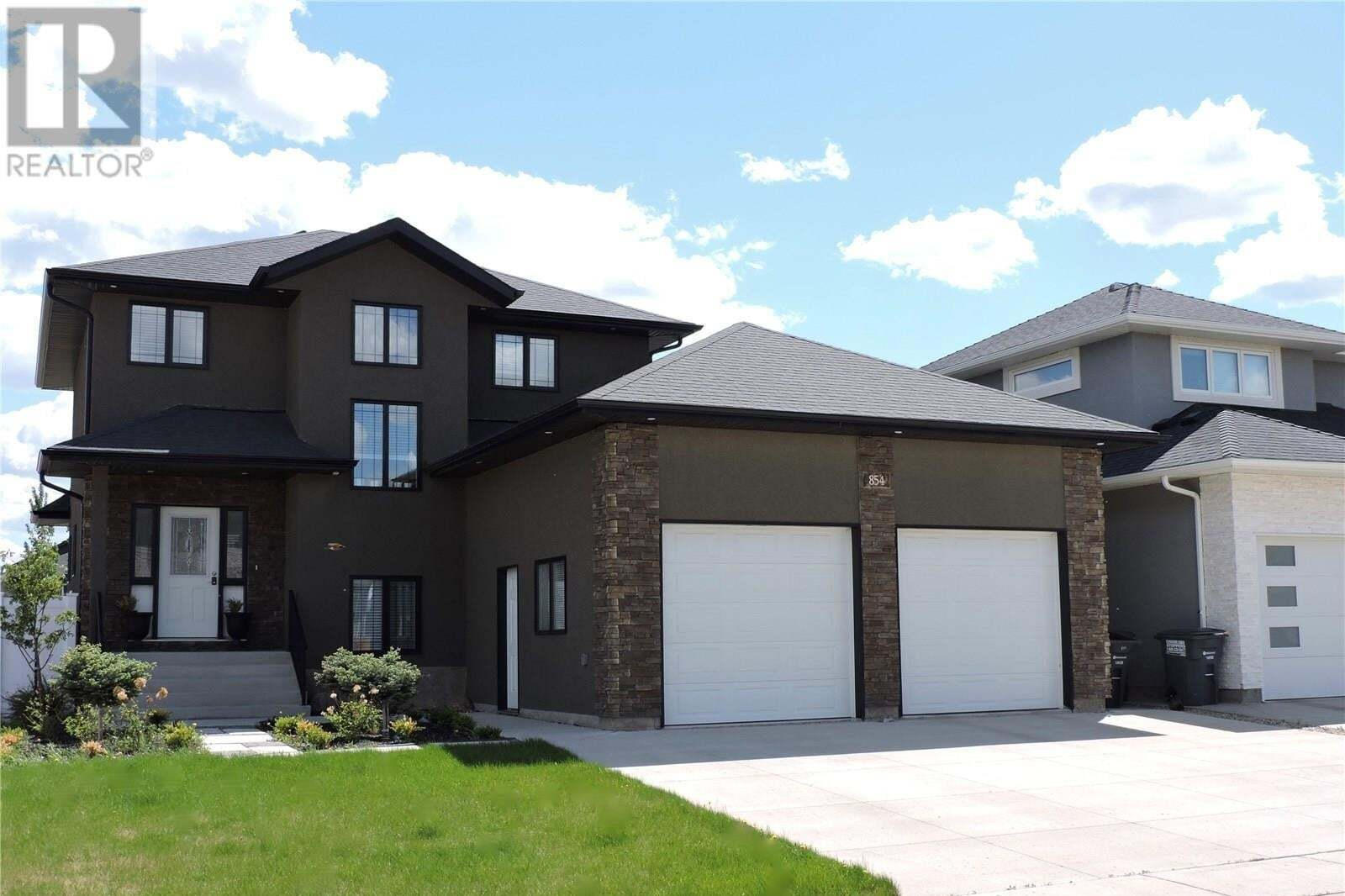 House for sale at 854 Kloppenburg Ct Saskatoon Saskatchewan - MLS: SK811578