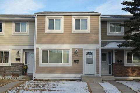 Townhouse for sale at 854 Madeira Dr Northeast Calgary Alberta - MLS: C4290275