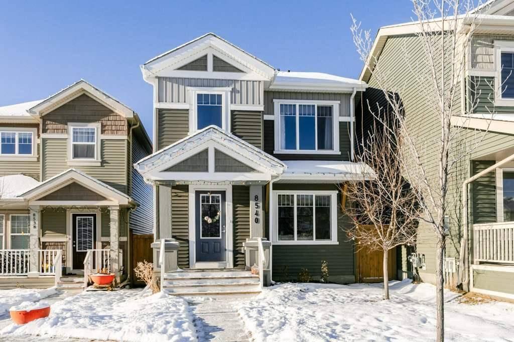 House for sale at 8540 Ellis Li Nw Edmonton Alberta - MLS: E4182975