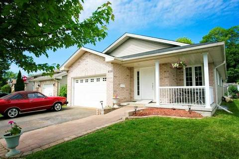 House for sale at 855 Abbey Ln Peterborough Ontario - MLS: X4701667