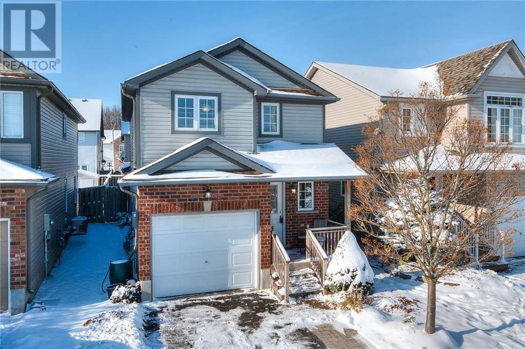 House for sale at 855 Atlantic Blvd Waterloo Ontario - MLS: 30777614