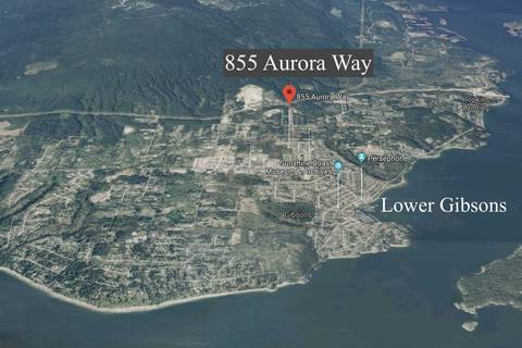 Home for sale at 855 Aurora Wy Gibsons British Columbia - MLS: R2346916
