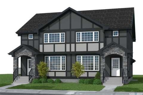 Townhouse for sale at 855 Mcfaull Ri Saskatoon Saskatchewan - MLS: SK815758