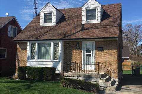 House for sale at 855 St. Louis Ave Windsor Ontario - MLS: 19016635