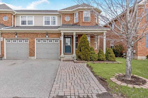Townhouse for sale at 855 Thompson Rd Milton Ontario - MLS: W4726553
