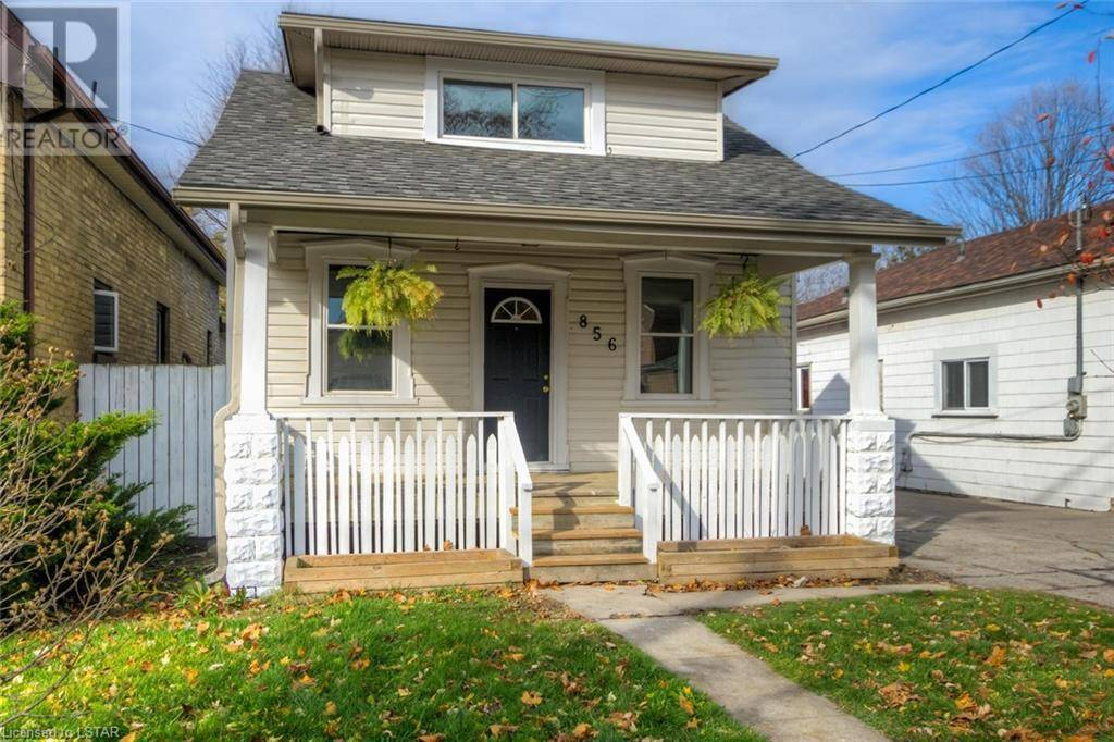 House for sale at 856 Queens Ave London Ontario - MLS: 231511