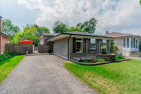 House for rent at 856 Reytan Blvd Pickering Ontario - MLS: E4653517
