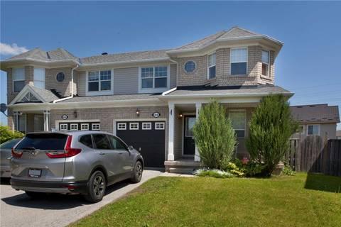 Townhouse for sale at 856 Shepherd Pl Milton Ontario - MLS: W4480419