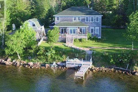 House for sale at 8565 105 Hy Baddeck Nova Scotia - MLS: 201716592