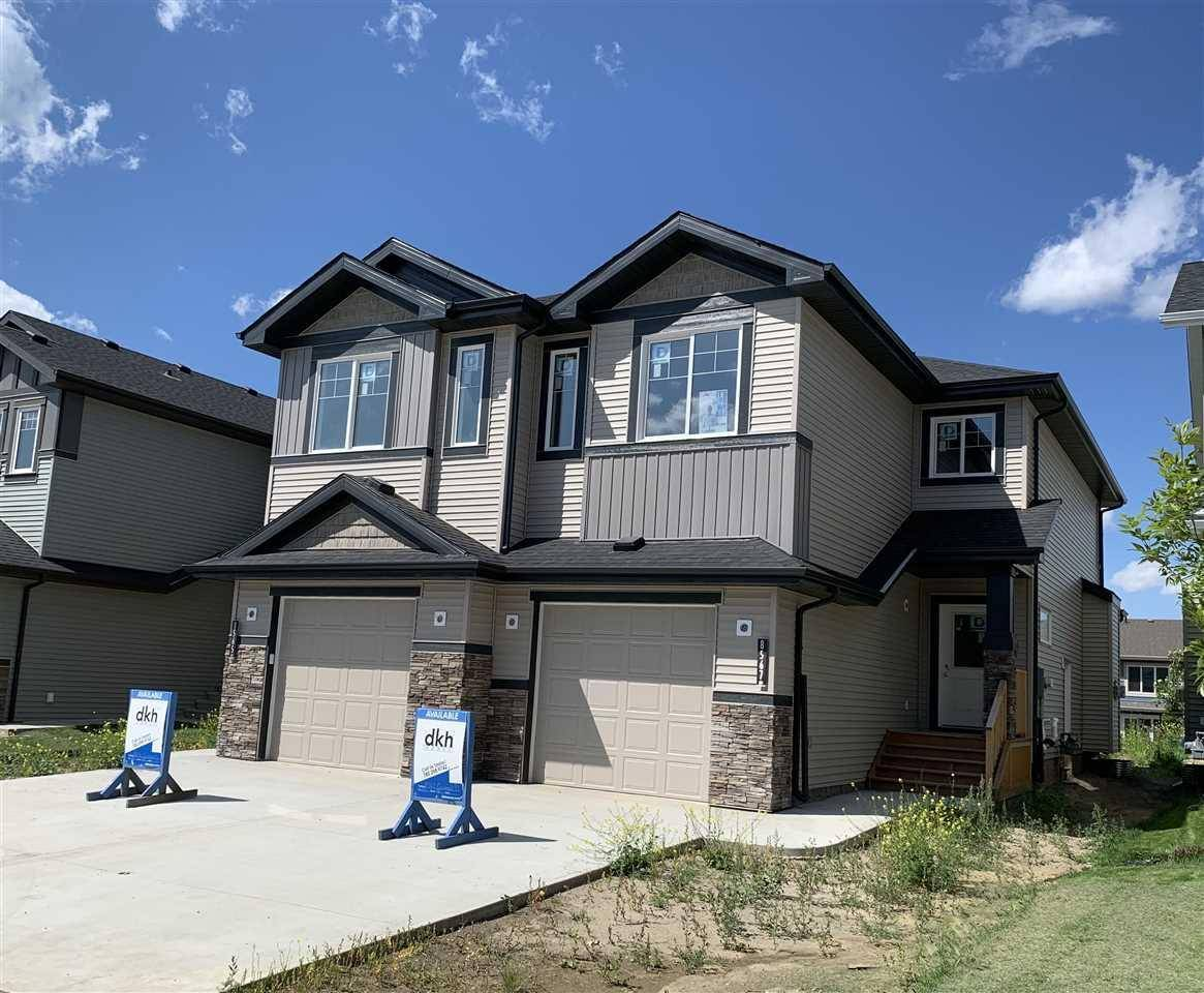 Townhouse for sale at 8567 Cushing Pl Sw Edmonton Alberta - MLS: E4169942
