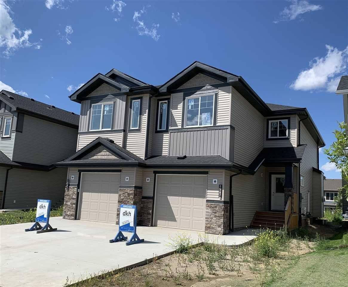 Townhouse for sale at 8567 Cushing Pl Sw Edmonton Alberta - MLS: E4183569