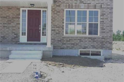 Townhouse for sale at 857 Broadway Blvd Peterborough Ontario - MLS: X4447187