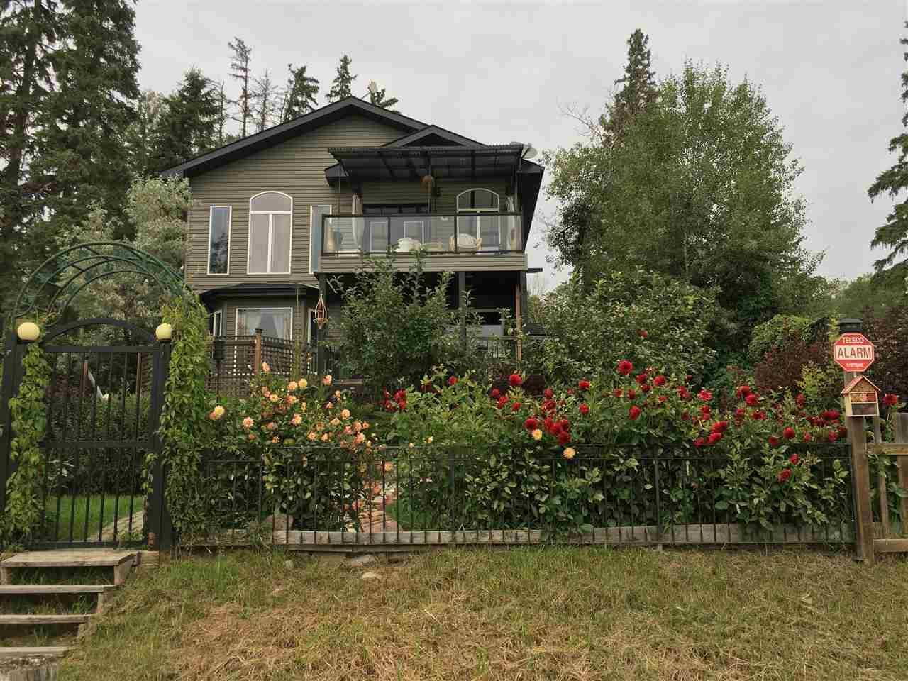 House for sale at 857 Cove Dr West Rural Lac Ste. Anne County Alberta - MLS: E4186280