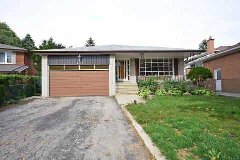 House for sale at 857 Hollowtree Cres Mississauga Ontario - MLS: W4602636