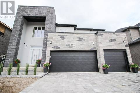 House for sale at 857 Zaifman Circ London Ontario - MLS: 202374