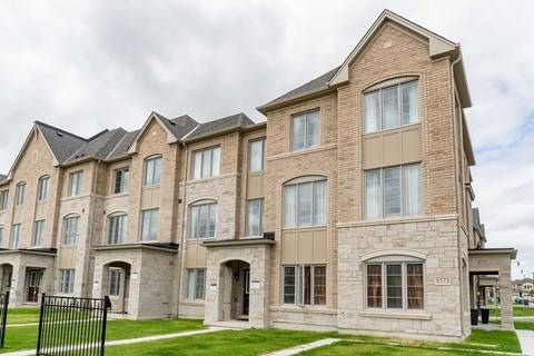 Townhouse for sale at 8573 Financial Dr Brampton Ontario - MLS: W4487597